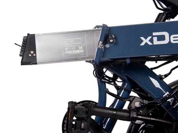 Купить электрофэтбайк xdevice xbicycle 20 fat 2020