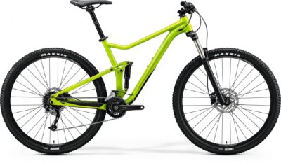 Merida One-Twenty RC 9.300 GlossyMediumGreenMattGreen 2020