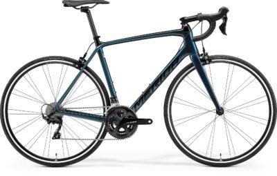 Merida Scultura Rim 4000 BlackTeal-Blue 2021