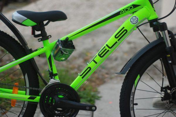 Стелс навигатор 24 400 в ф010 зеленый (лу092748)