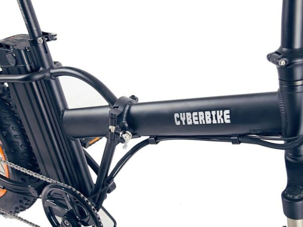 Цена электрофэтбайк cyberbike fat 350w
