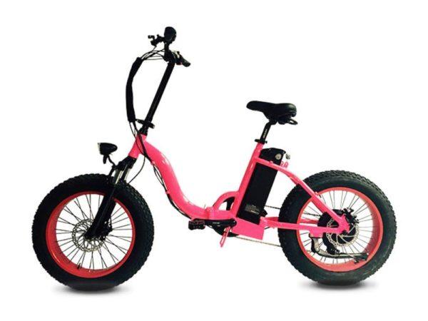 Цена электрофэтбайк el-sport bike tdn-01 500w