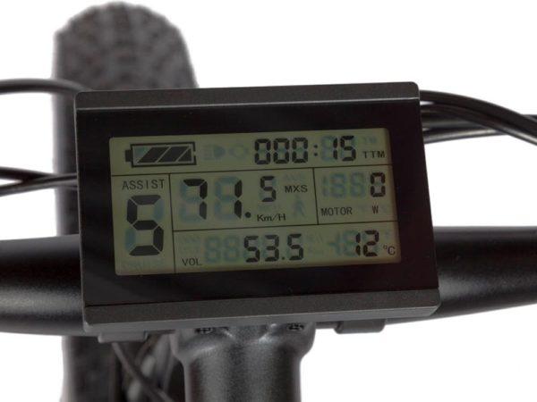 Цена электрофэтбайк horza e-fat classic 1400w