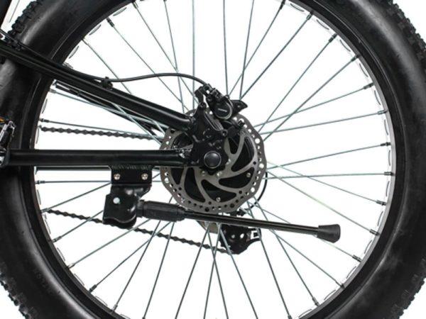 Цена электрофэтбайк smartwheels siberia 2000w