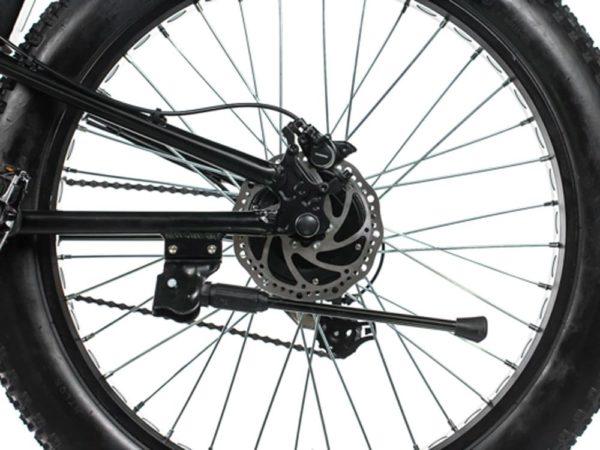 Цена электрофэтбайк smartwheels siberia
