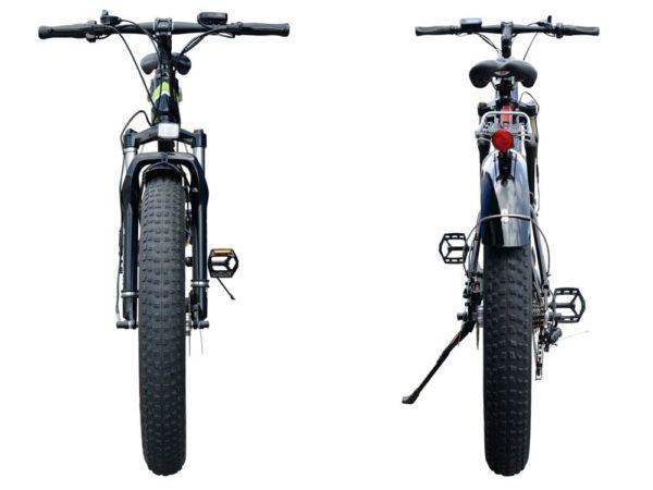 Цена электрофэтбайк uberbike fat 48v 1000w