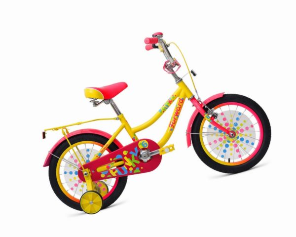 Велосипед 16 Forward Funky 19-20 г