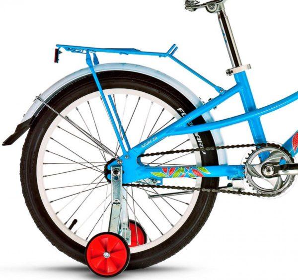 Велосипед 20 Forward Azure 19-20 г