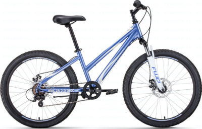 Велосипед 24 Forward Iris 24 2.0 disc 19-20 г
