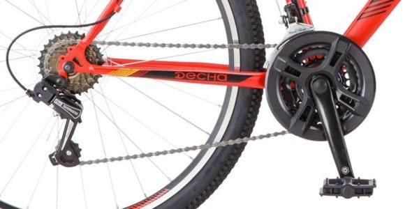 Велосипед 26 Десна 2610 V V010 КрасныйЧерный (LU088193)