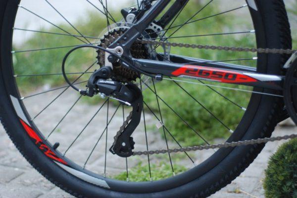 Велосипед 26 Десна 2650 MD V010 Серыйкрасный (LU093367)