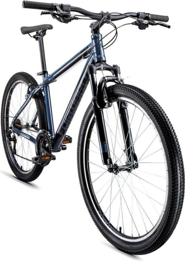 Велосипед 27,5 Forward Apache 27,5 1.0 AL СерыйЧерный 19-20 г.1200x1000w