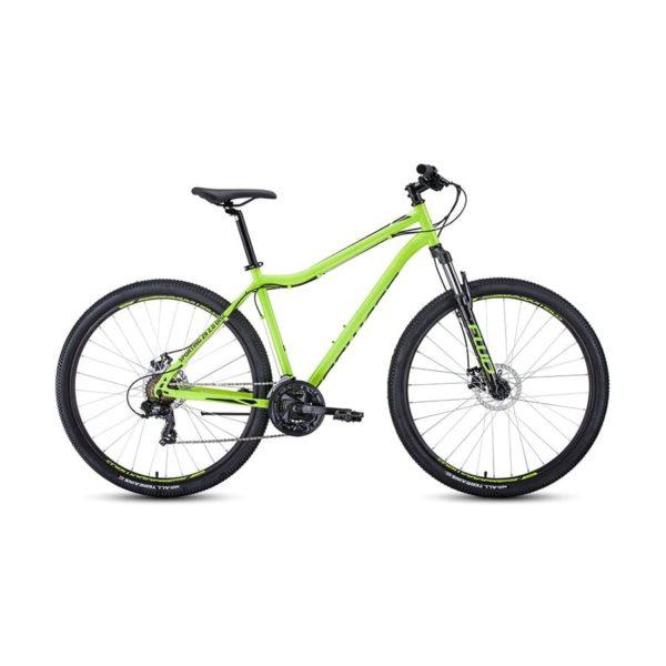 Велосипед 29 Forward Sporting 29 2.0 disc Светло-зеленыйЧерный 19-20 г