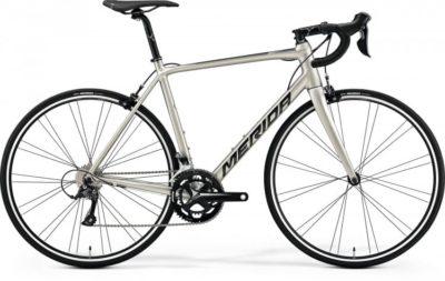 Велосипед Merida Scultura 200 SilkTitanBlack 2020.750x0