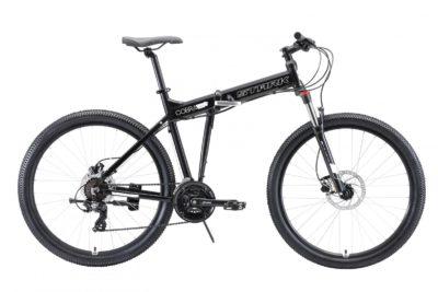 Велосипед Stark'20 Cobra 27.2 HD чёрныйбелый