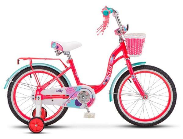 Велосипед Stels 18 Jolly V010 (LU092130)