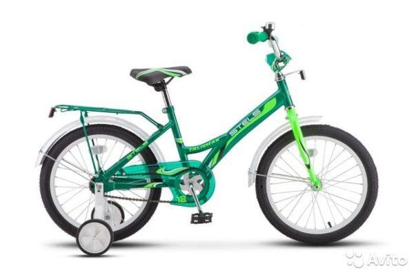 Велосипед Stels 18 Talisman Z010 (LU088624)