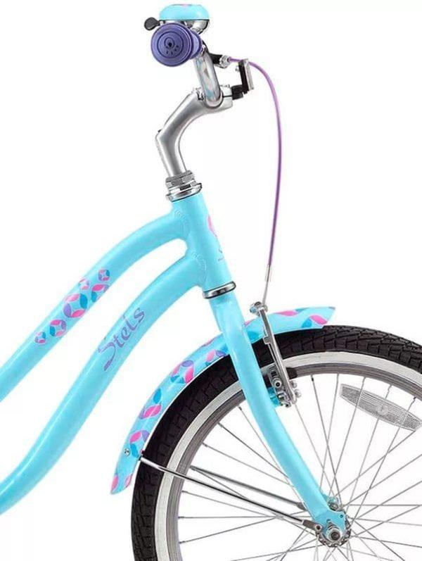 Велосипед Stels 20 Pilot 240 Lady 1 sp 15г (LU069882)