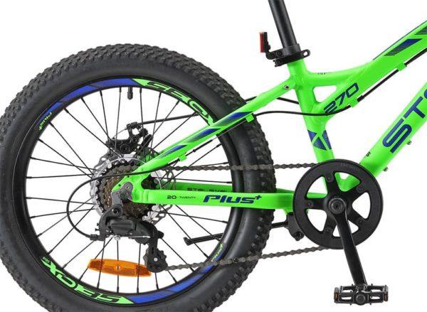 Велосипед Stels 20 Pilot 270 MD + V010 (LU089615)