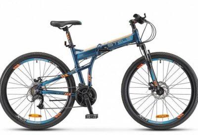 Велосипед Stels 26 Pilot 950 MD V011 Темно-синий (LU094028)