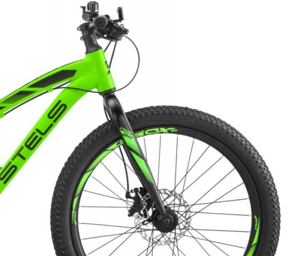 Велосипед Stels Adrenalin MD 24 V010 Неоновый-лайм (LU091583)