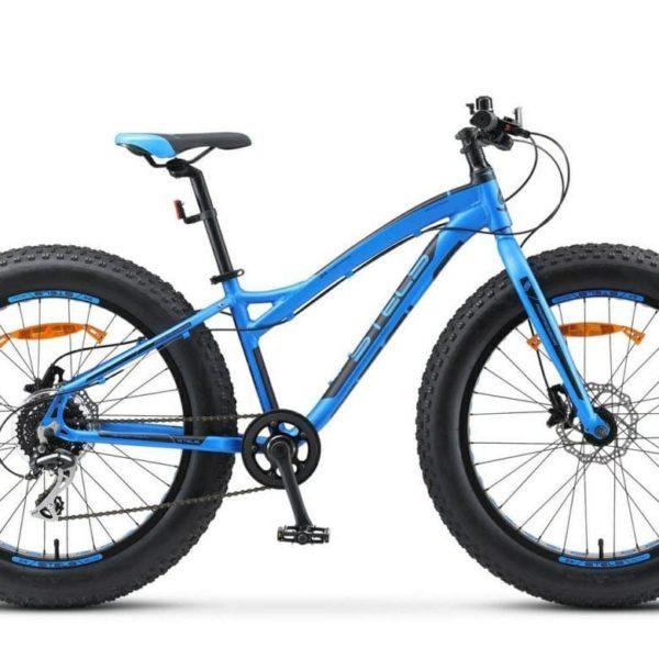 Велосипед Stels Aggressor D 24 V010 Синий (LU092494)