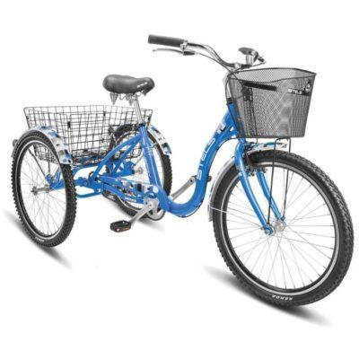 Велосипед Stels Energy IV 24 V020 Синий (LU087253)