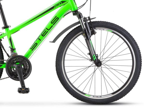 Велосипед Stels Navigator 24 400 V F010 Зеленый (LU092748)