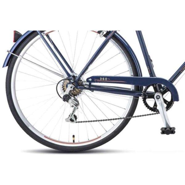 Велосипед Stels Navigator 28 360 V010 Синий (LU088238)