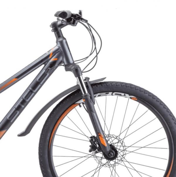 Велосипед Stels Navigator 620 D V010 Антрацитовый (LU094069)