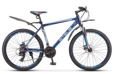 Велосипед Stels Navigator 620 D V010 Тёмно-синий (LU094069)