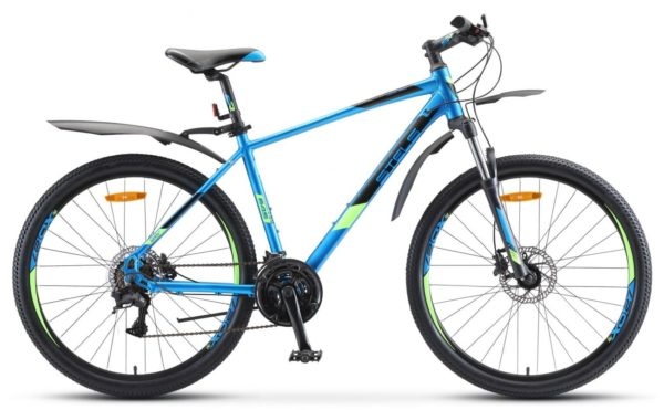 Велосипед Stels Navigator 645 D V020 Синий 26Ø (LU094344).1300