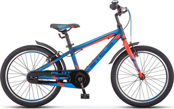 Велосипед стелс 20 пилот 250 гент в010 (лу091513)
