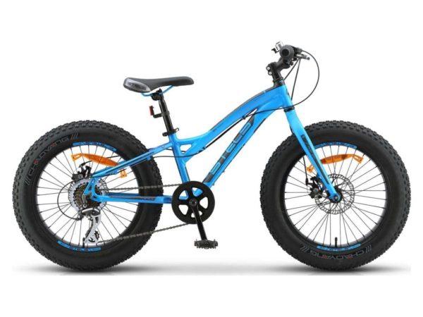 Велосипед стелс 20 пилот 280 мд в020 (лу085108)
