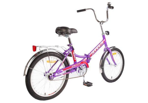 Велосипед стелс 20 пилот 410 (лу086913)