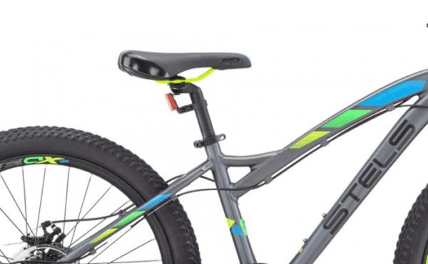 Велосипед стелс адреналин мд 24 в010 антрацитовый (лу091583)