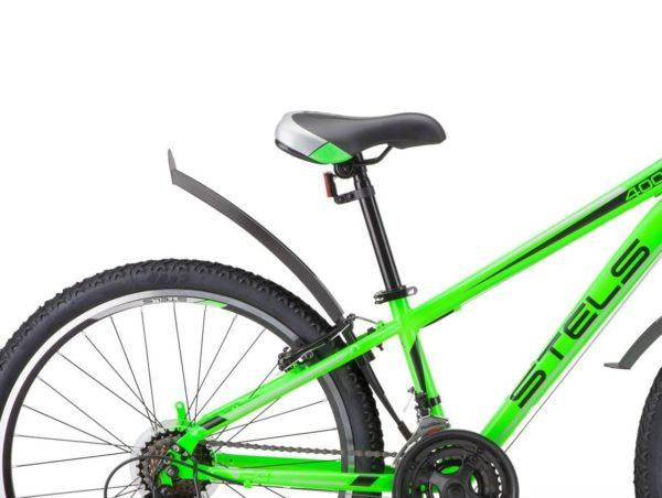 Велосипед стелс навигатор 24 400 в ф010 зеленый (лу092748)