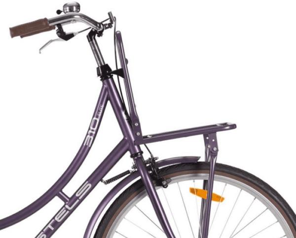 Велосипед стелс навигатор 28 310 леди в020 фиолетовый (лу083548)