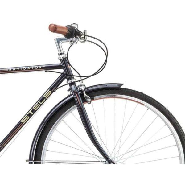 Велосипед стелс навигатор 28 360 в010 черный (лу088238)