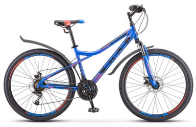 Велосипед стелс навигатор 510 д в010 темно-синий (лу093749)