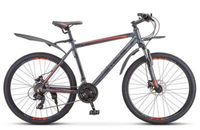 Велосипед стелс навигатор 620 д в010 антрацитовый (лу094069)