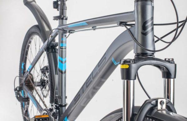 Велосипед стелс навигатор 640 д в010 серыйсиний 26ø (лу091518)