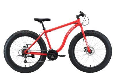 Велосипед Black One Monster 26 D красныйбелый 18