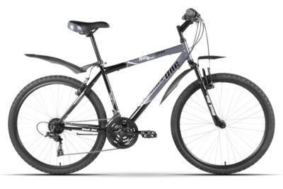 Велосипед Black One Onix 18'' Silver