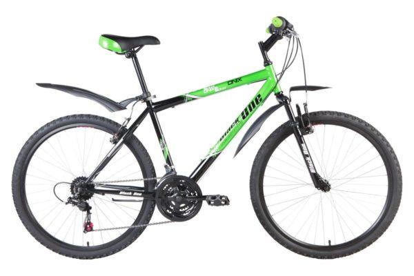 Велосипед Black One Onix Alloy 20 Green