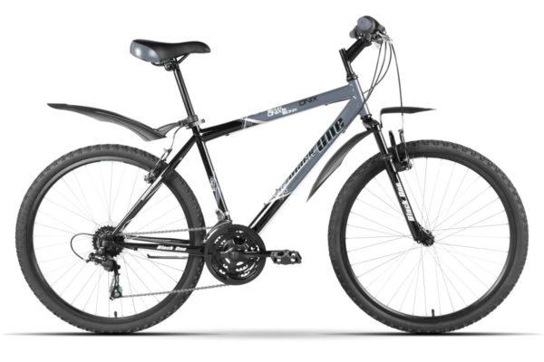 Велосипед Black One Onix Alloy 20 Silver