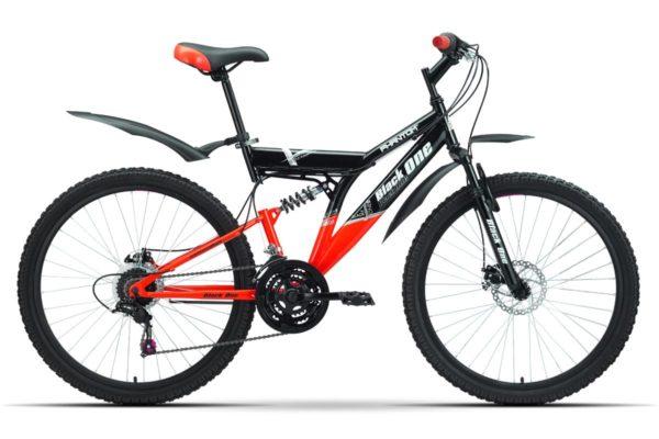 Велосипед Black One Phantom Disc 16'' Red