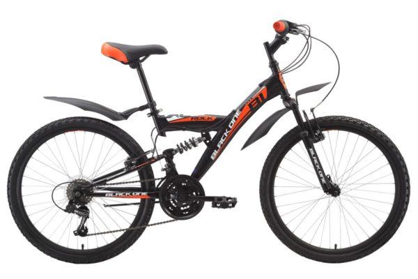 Велосипед Black One Rock BlackOrange