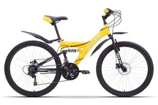 Велосипед Black One Rock Disc Yellow