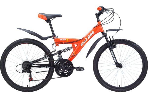 Велосипед Black One Rock Red